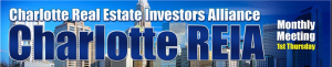 Charlotte REIA (Real Estate Investors Association)