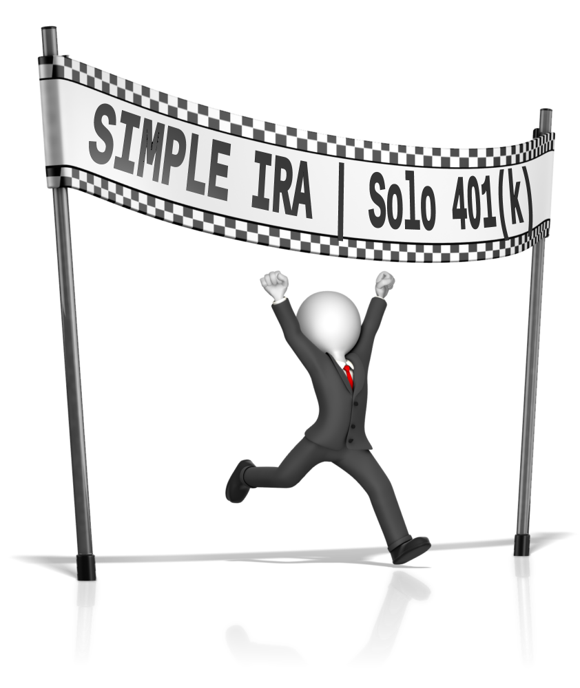 SIMPLE IRA Solo 401K